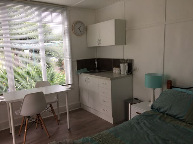 Self contained kitchenette