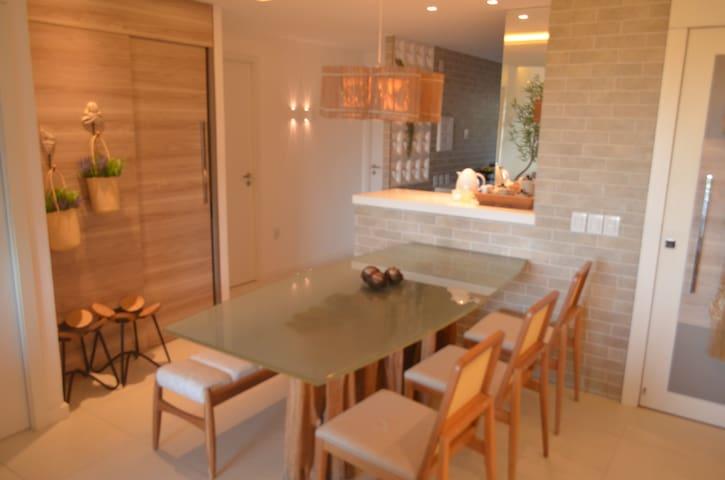 Golf Ville Resort Apartamento Térreo Nascente 115m