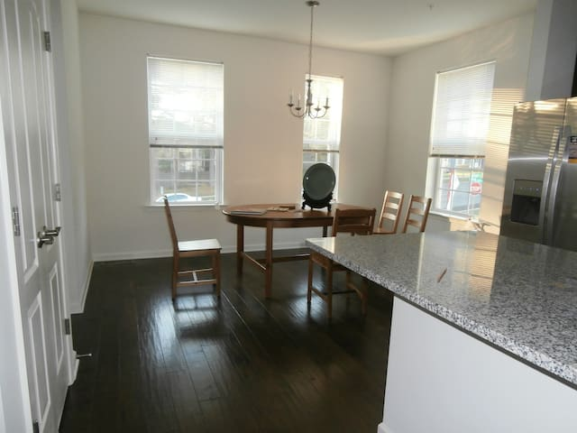Clean One Year New House - Germantown