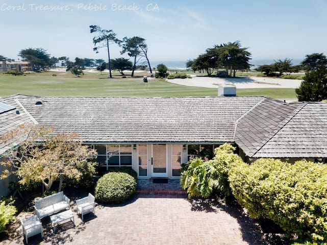4 Bedroom home with Ocean Views on the Fairway