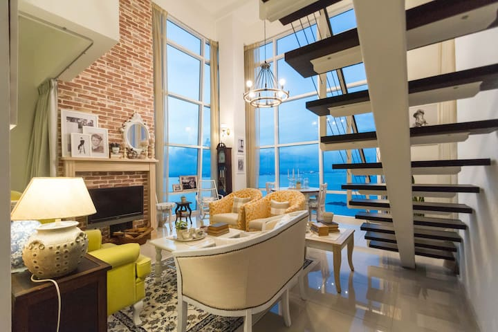 The Panoramic Seaview Cottage | 全海景 - georgetown - Appartement