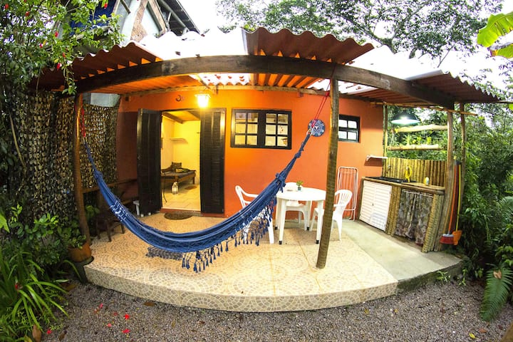 Casa Caiçara em Itamambuca