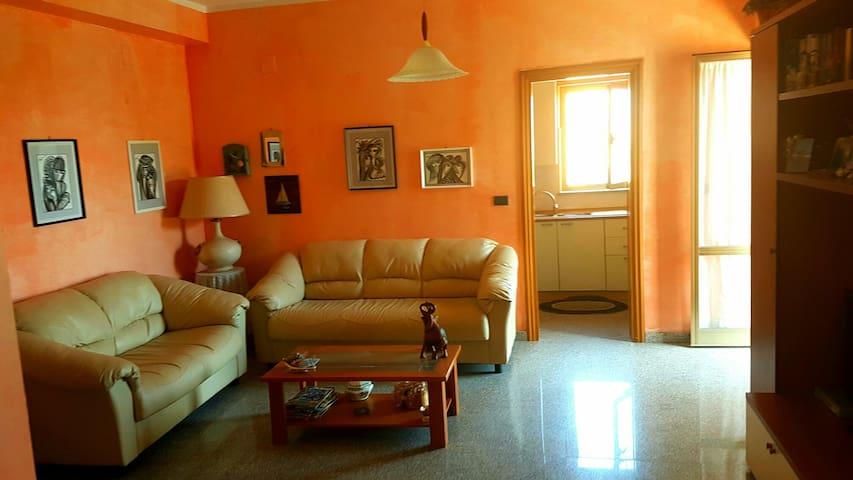 Ampio Appartamento a 50 M dal Mare - Cariati - Wohnung