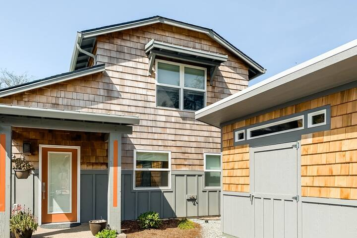 NEW LISTING! New, dog-friendly home w/ a furnished patio & tranquil yard