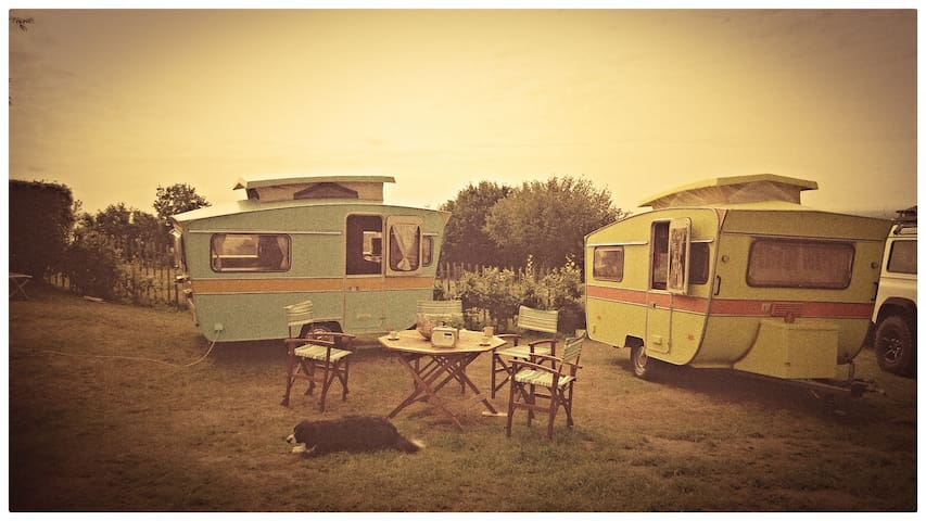 Vintagecamping In De Nachtegaal