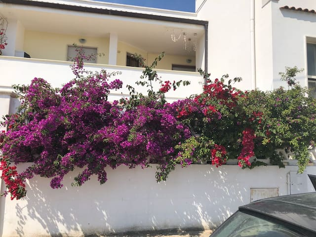 Geräumiges Haus mit Garten & Balkon