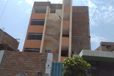 Departamento céntrico económico moderno Trujillo - Trujillo