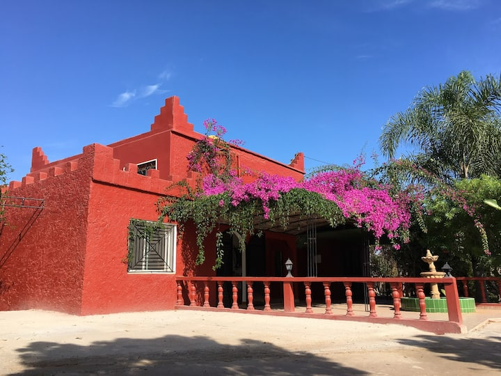 Maison très calme près de Temara