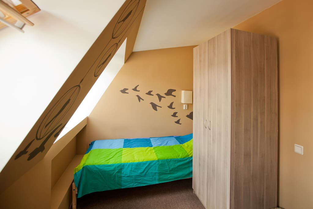 Twin room 2-местная комната с 2 односпальными кроватями