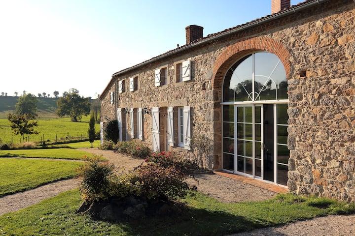 La Chouanne Chambre d'hôtes à 10' du Puy du Fou