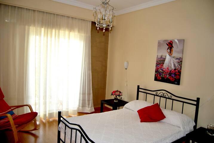 Ηλιόλουστο οικογενειακό διαμέρισμα - Kavala