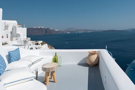 Vinsanto Studio with Caldera View - Oia Spirit