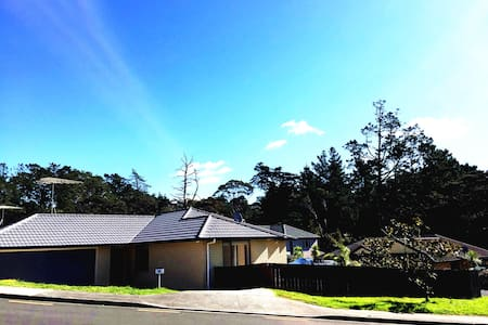 Sunny House near Massey in Albany center - 奥克兰 - 独立屋