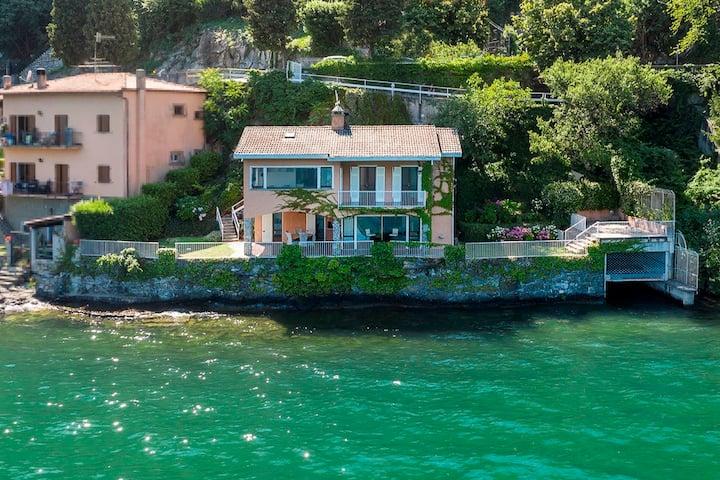Villa Rosa Antica  on Lake Como