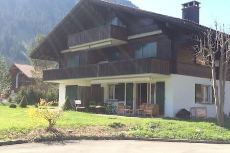 appartement dans résidence montagne. Swiss Alps ! - Lenk im Simmental