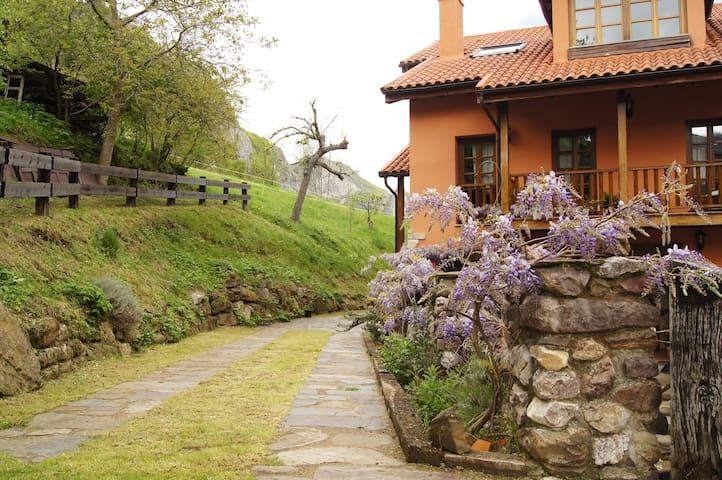 Apartamento Rural Buenamadre - Pola de Somiedo - Talo