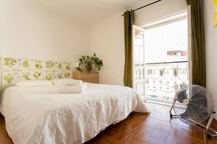 Heart of Alfama - Bedroom