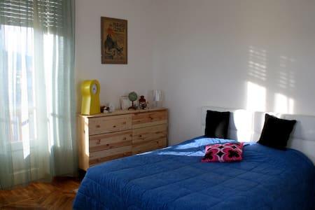 Stanza in luminoso appartamento - Borgo San Dalmazzo - อพาร์ทเมนท์