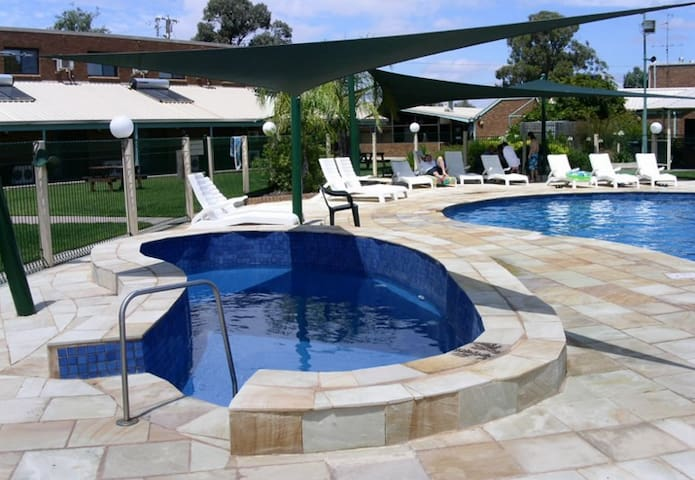 7 nts at Murray Valley Resort (MVR) - Yarrawonga - อพาร์ทเมนท์