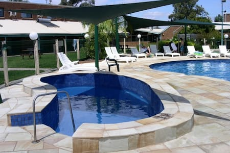 7 nts at Murray Valley Resort (MVR) - Yarrawonga - Apartment