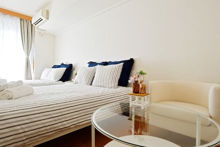 J03 Newly☆Luxury Hotel style☆Namba 7 Mins☆wifi - Wohnung