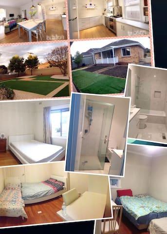 Nice and comfy  bedroom  bentleigh - Bentleigh - Villa