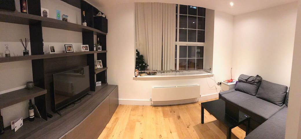 Cosy & large studio 5 minutes away from Stockwell
