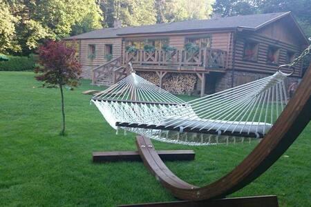 Luxusná chata v národnom parku