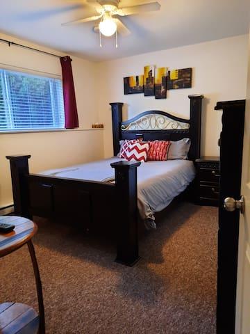 Bedroom 2 - bed