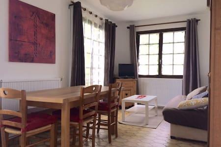 Appartement plein sud en rez-de-jardin - Corrençon-en-Vercors