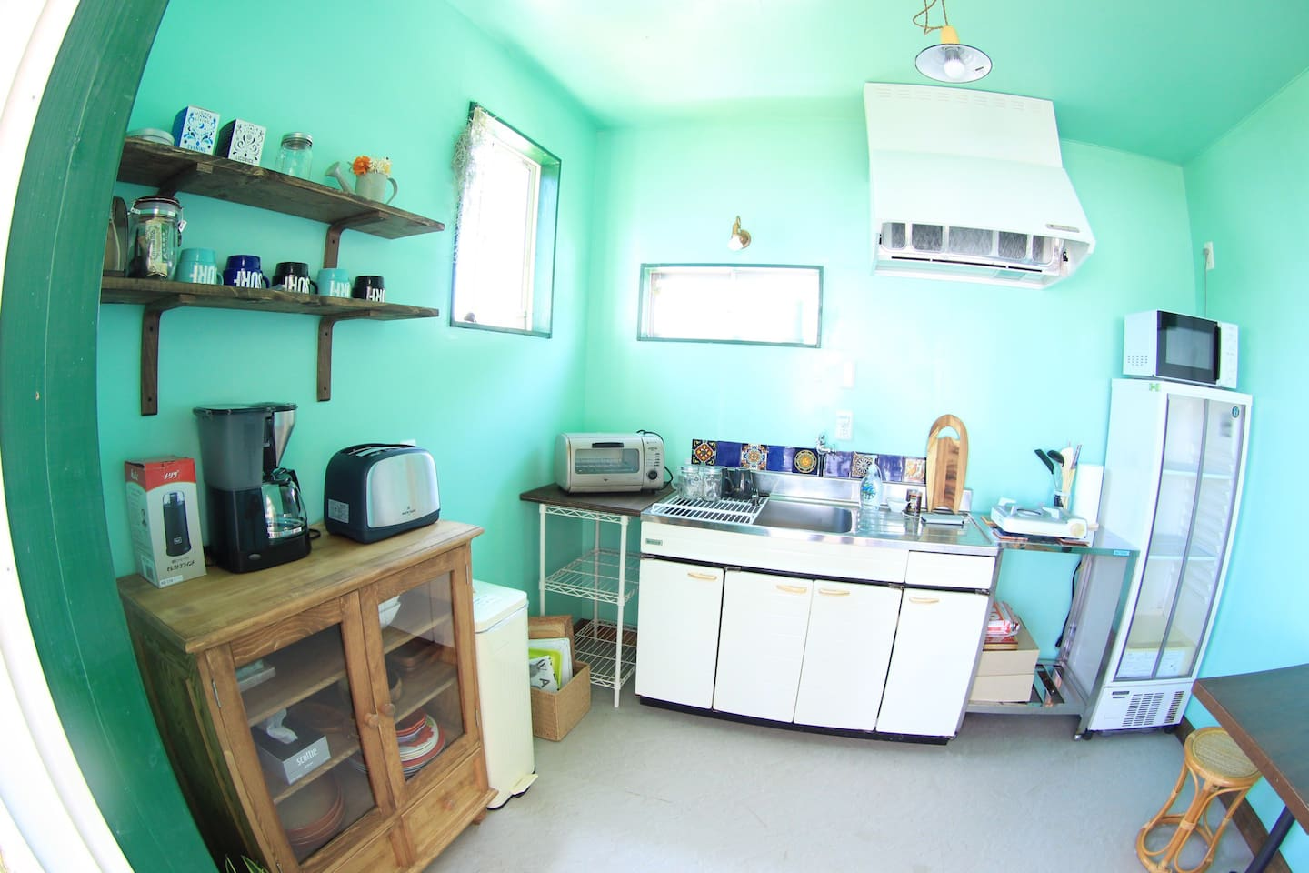 Private room for 1-2 /share Kitchen & Bath room - Cabins for Rent in ...
