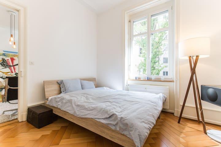 Charming art nouveau flat