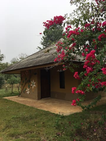 Baandin on the hill - ปาย - Casa