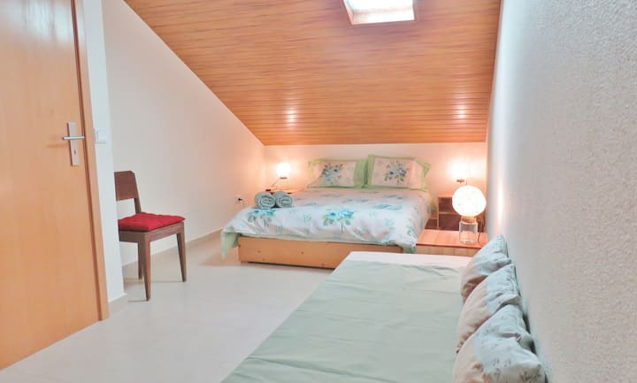 Private Double Room with Private Bathroom