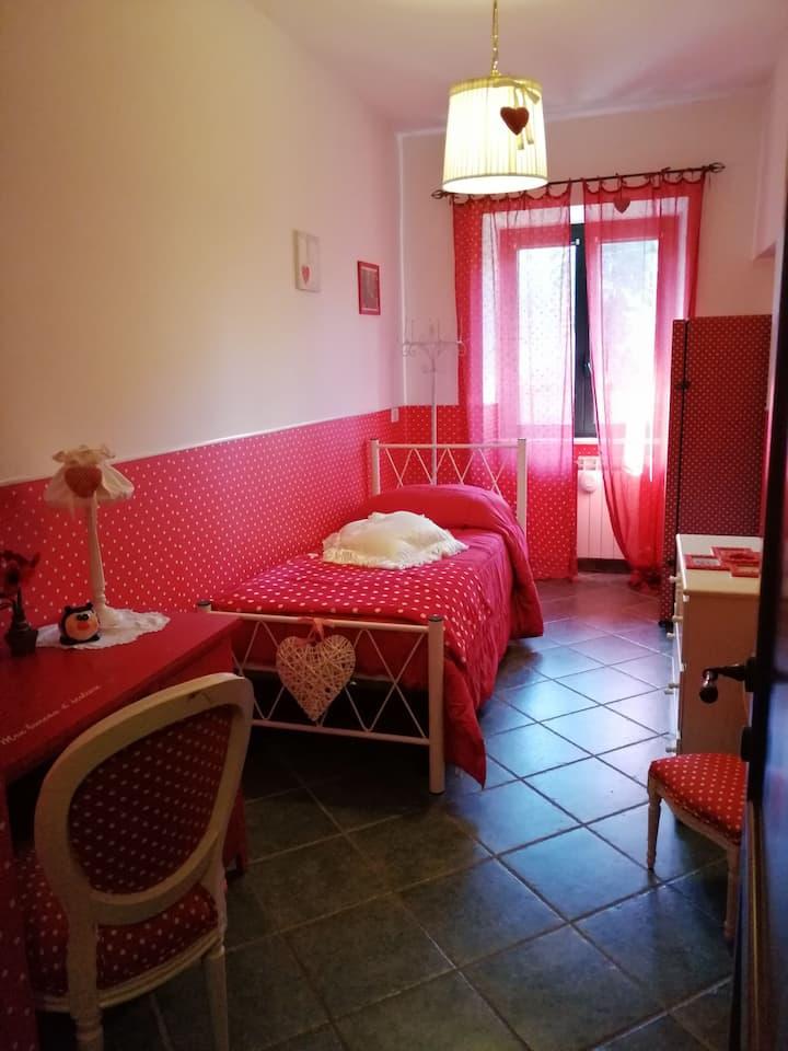 Casa Bonomo stanza singola