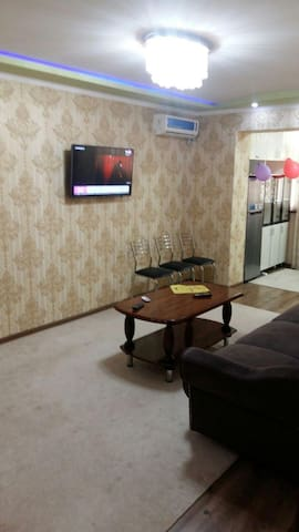 Modern cozy apartment in the city center Samarkand