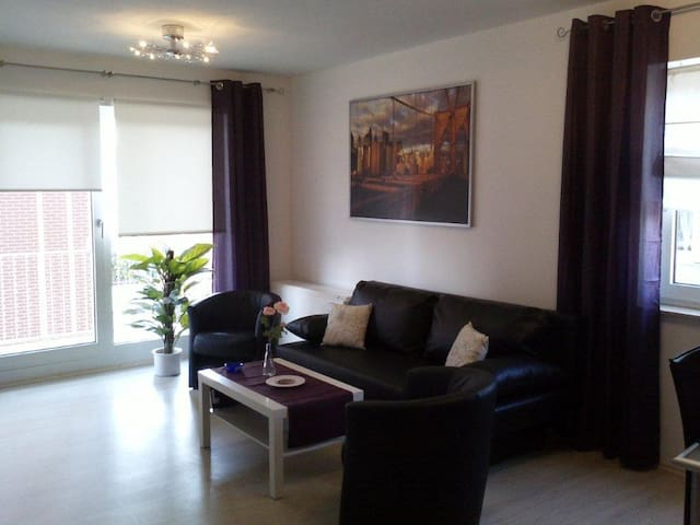 Möblierte 2 Zimmer Wohnung - Neuss - Apartment