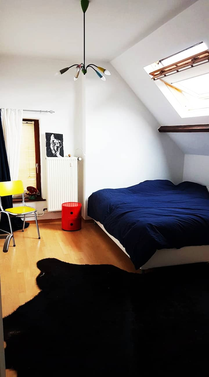 Charmantes chambres à Ottignies