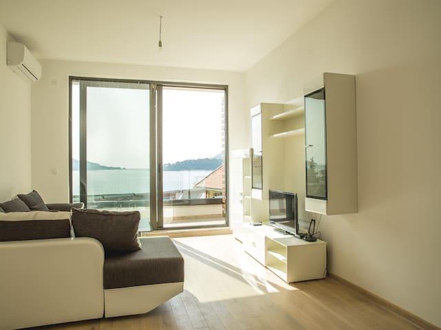 SIMPHONY apartmanet, beautiful sea view - Rafailovići - อพาร์ทเมนท์