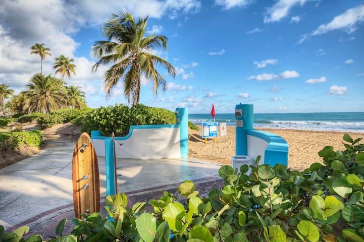 Ocean View Studio in Puerto Rico Paradise