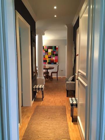 Wohlfühlen mit Corbusier & Co in Altbauperle