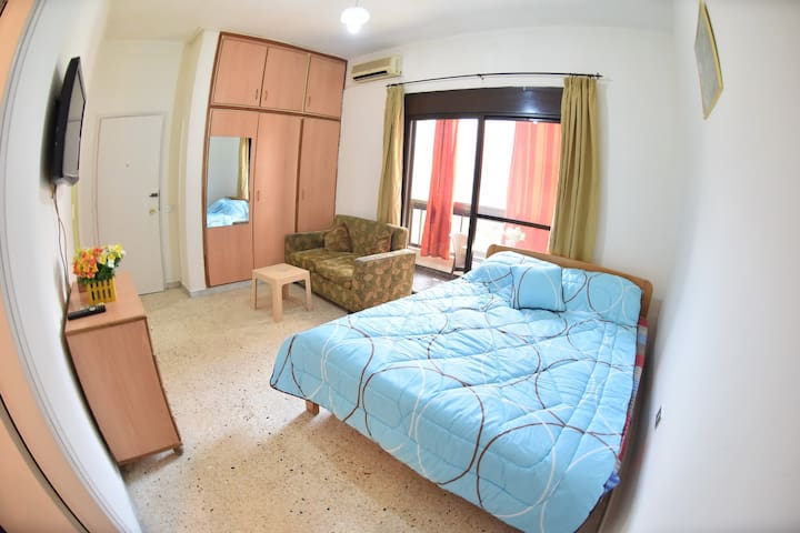 Furnished Studio with full amenities in Jounieh