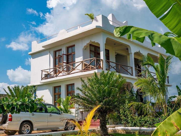 Hamia Zanzibar villa
