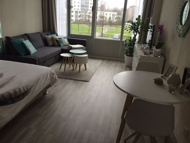 Private Studio Amsterdam-West - Amsterdam - Appartement