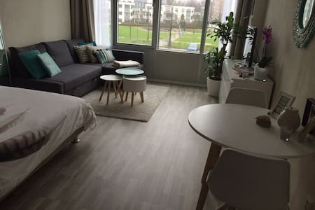 Private Studio Amsterdam-West - Amsterdam - Wohnung