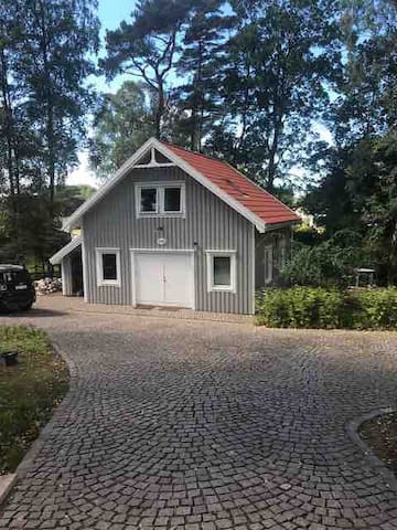 Studio southwest of Gothenburg