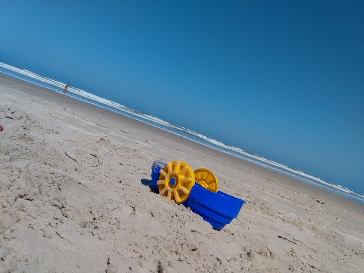 Litoral Norte - Praia de Boracéia (150M da Praia)