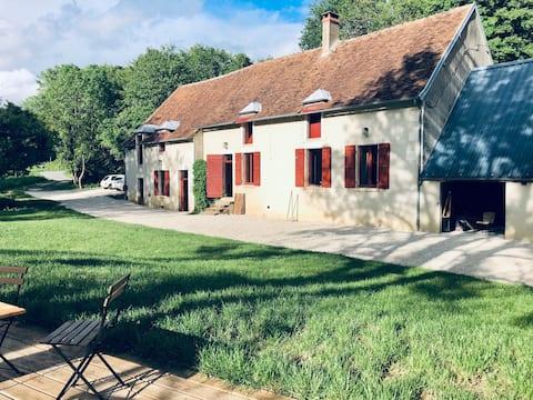 Le Moulin de la vallée, à Sancerre