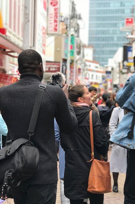 Film Your Tokyo Adventure!