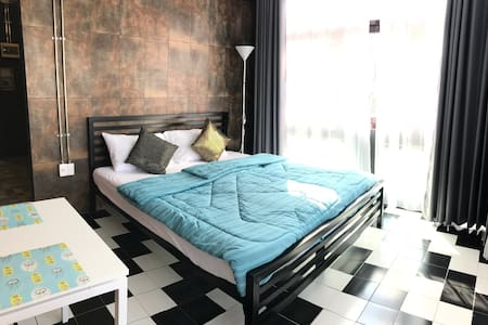 Cozy 2 bedrooms for 4 in Chiangmai city center - Chiang Mai